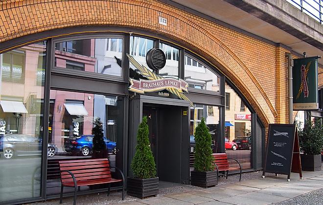 Restaurante Brauhaus Lemke en Berlín