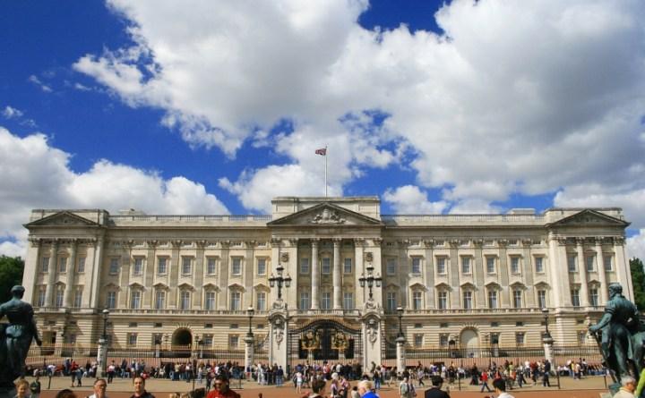 Palacio Buckingham de Londres