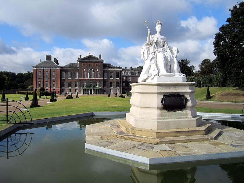 Palacio Kensington de Londres