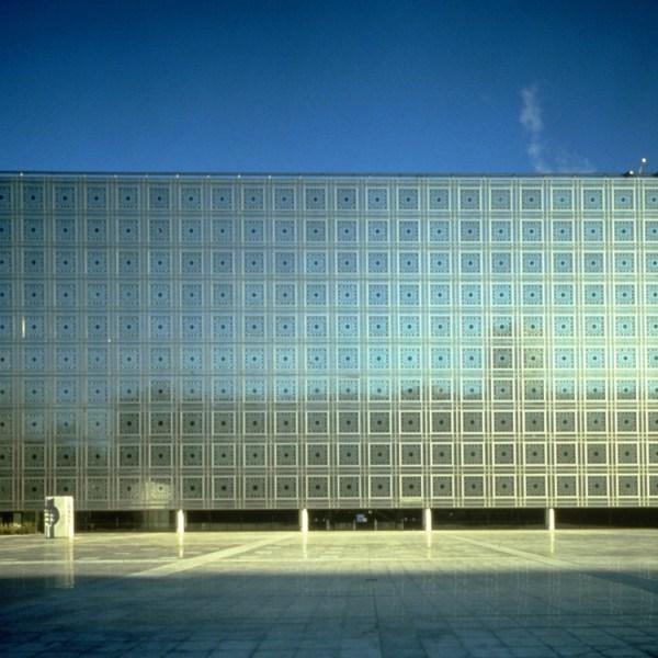 Instituto del Mundo Árabe en París