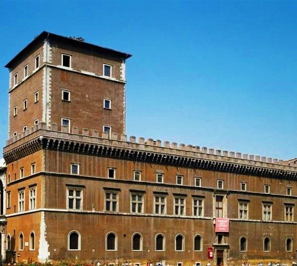 Museo Nacional del Palacio Venecia en Roma