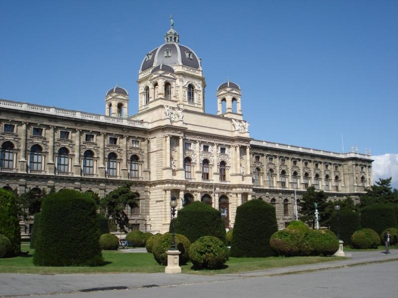 Museo de Historia Natural en Viena