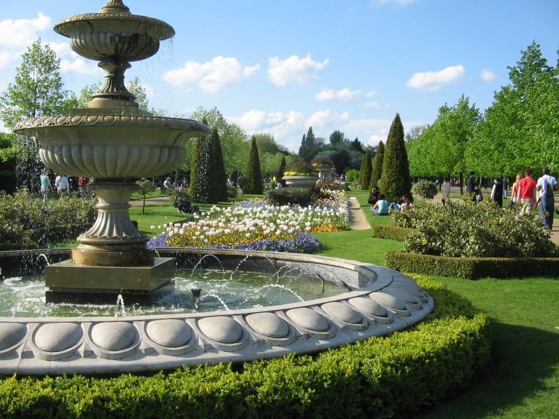 Regents Park de Londres