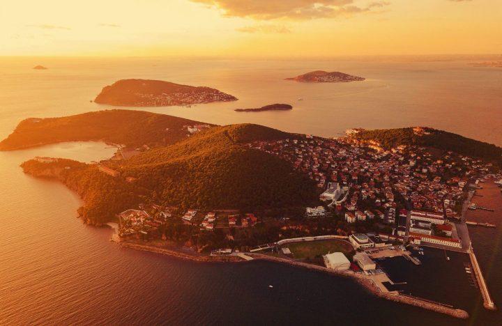 Archipiélago de las Islas de los Príncipes en Estambul