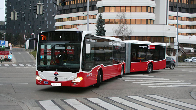 Autobuses de Viena