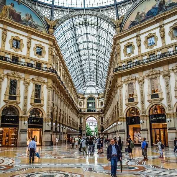 Shopping in Milan, Souvenirs, Typical and Cheap Gifts