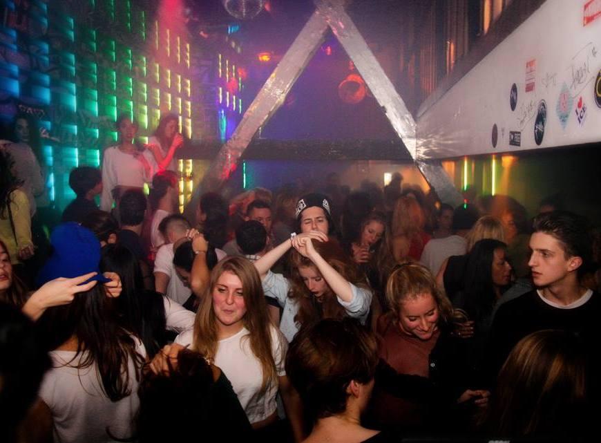 Club NYX en Ámsterdam