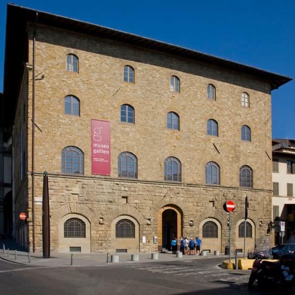 Museo Galileo en Florencia