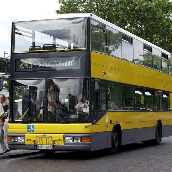 Autobuses de Berlín, Horario, Precio y Mapas