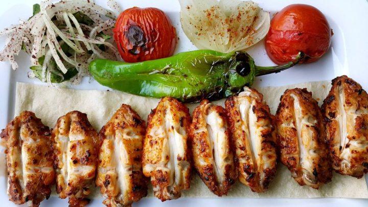 Kebab turco en Estambul
