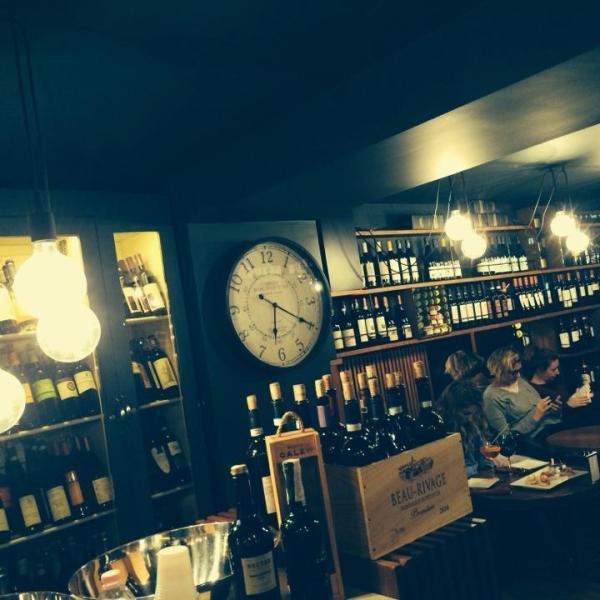 Bar El Sbarlefo San Pantalon de Venecia
