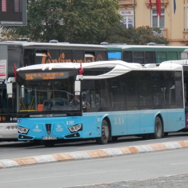 Autobuses en Estambul, Horario, Precios y Mapa