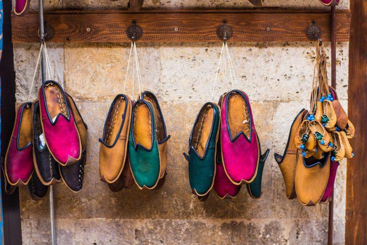 Zapatos exóticos hechos a mano
