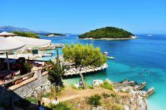 Best beaches in Albania: Ksamili islands