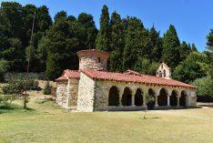 Byzantine Monastery of Zvërnec island