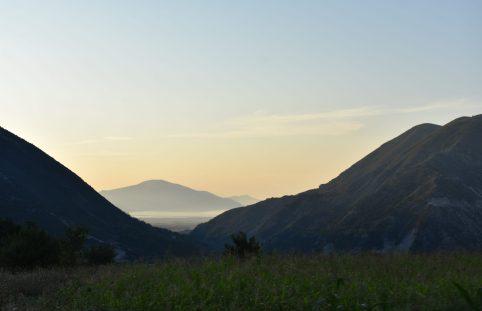 Down the Llogara Pass to Orikum