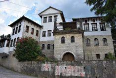 Ethnographic Museaum in ex dictator Enver Hoxha's house in Gjirokastra