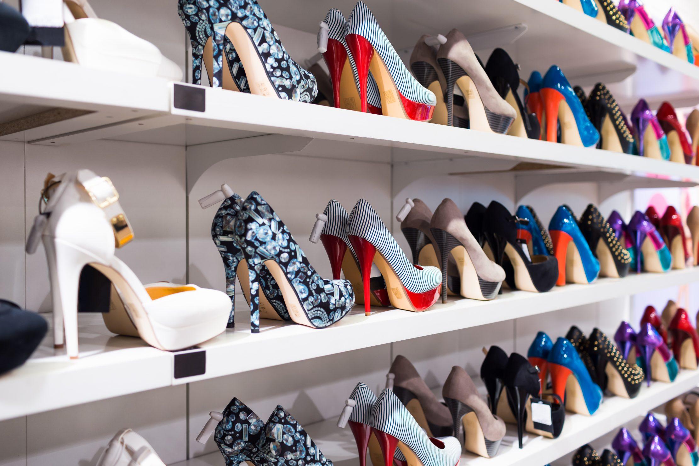 Shoe store in Venice