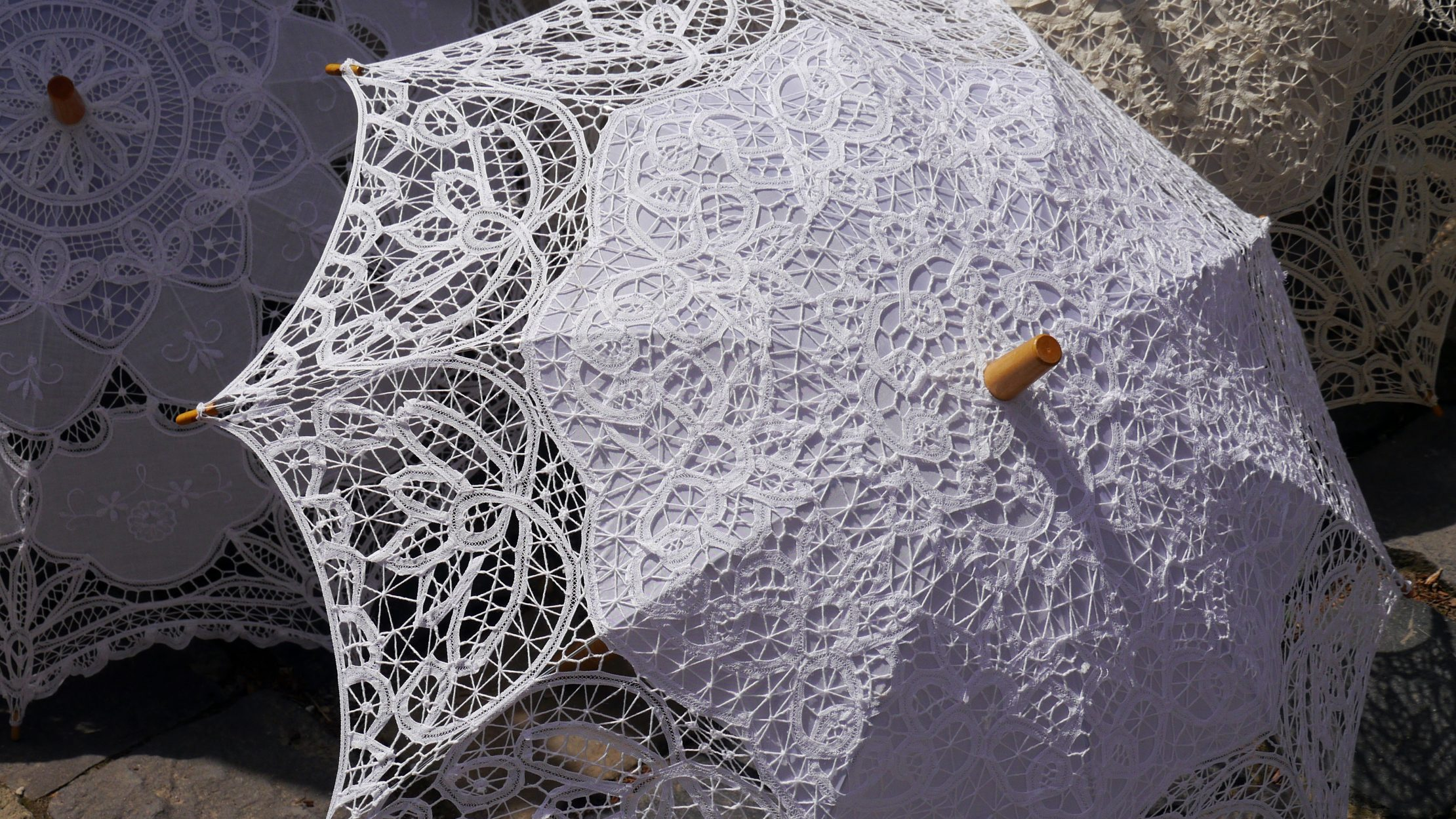 Burano lace from Venice