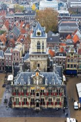 Old City Hall in Delft