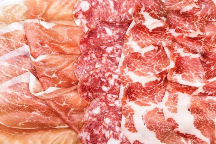 Italian cured meats