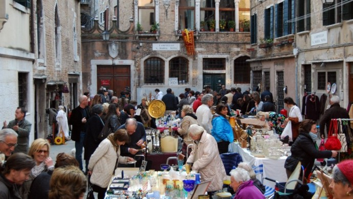 Market of Miracles of Venice