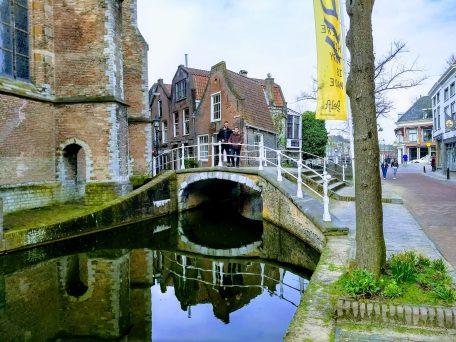 Pasajes de Delft
