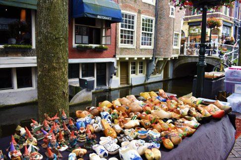 Zuecos de segunda mano o más bien de segunda mano en Delft