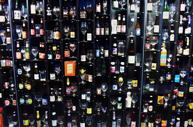 Cientos de Cervezas Belgas