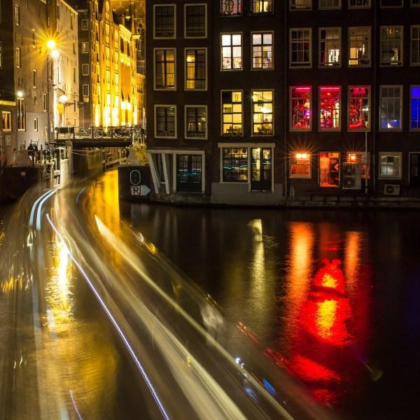 Nightlife in Amsterdam
