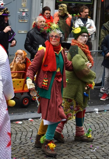 Fantastic costumes of the Maastricht Carnival (2)