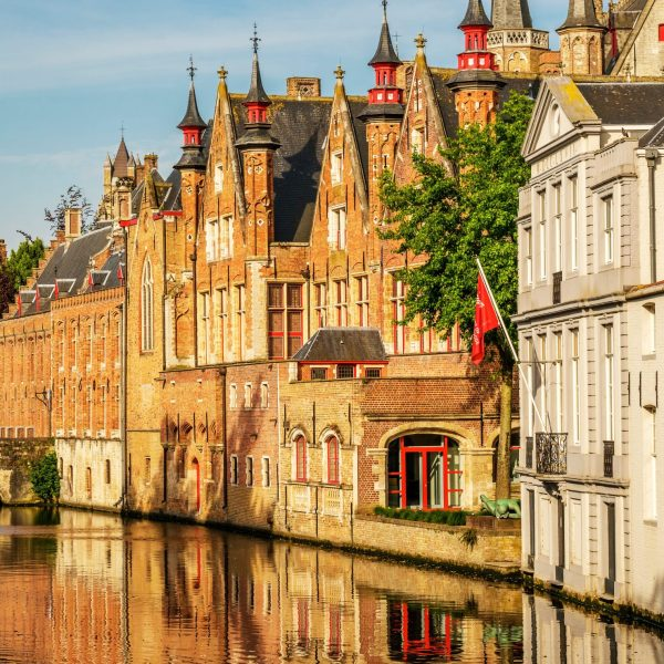 Best FREE Attractions of Bruges, Belgium – Itinerary