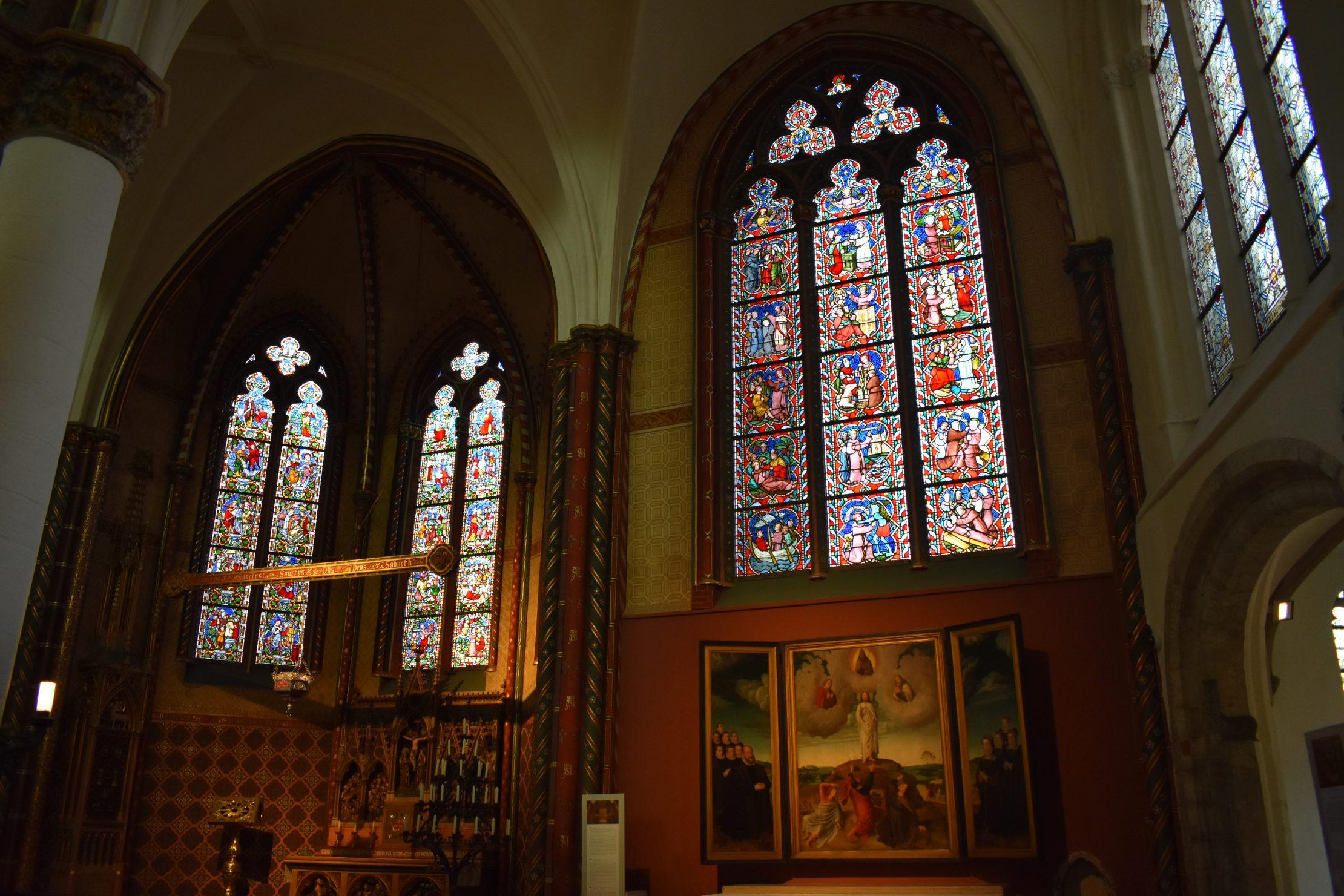 Onze-Lieve-Vrouwekerk in Bruges