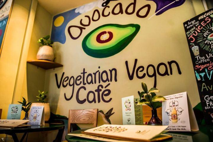 Avocado vegan & vegetarian bar in Athens - © Avocado Restaurant