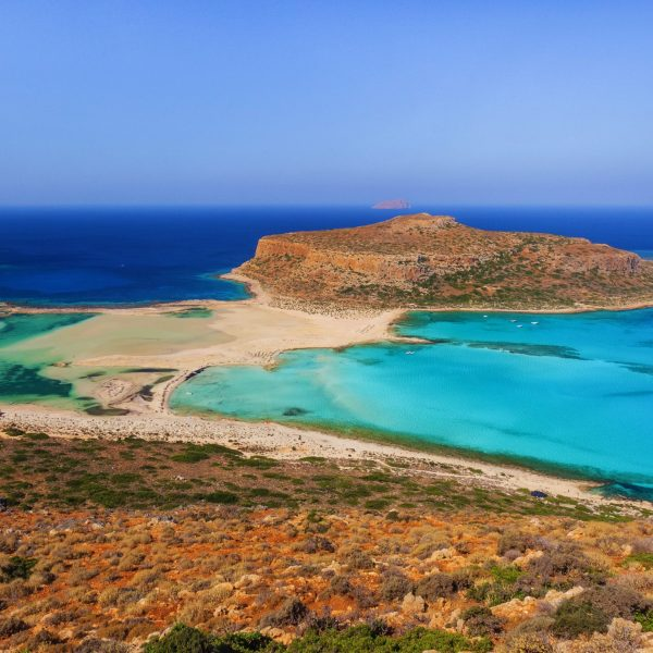 Best beaches in Crete in Greece
