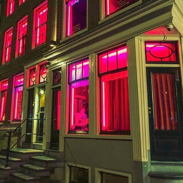 Red Light District – History, Information, Attractions in the Area