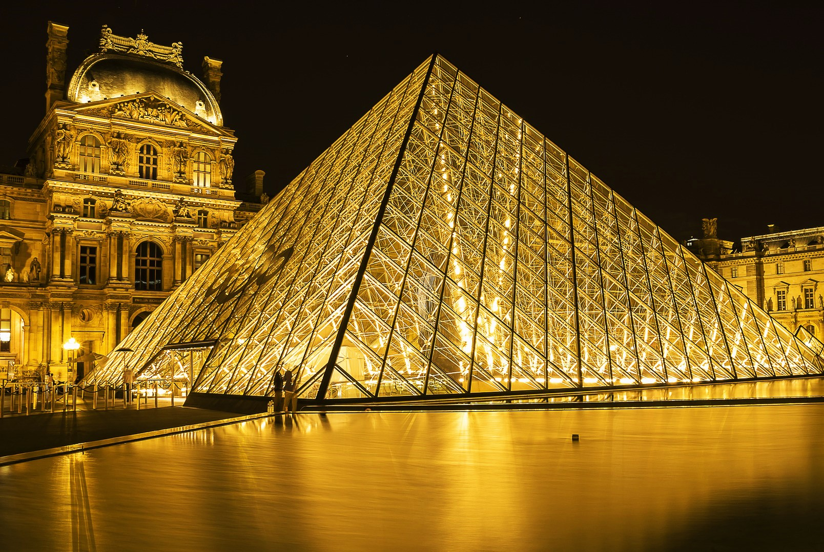 The Louvre Museum in Paris France - detailed guide