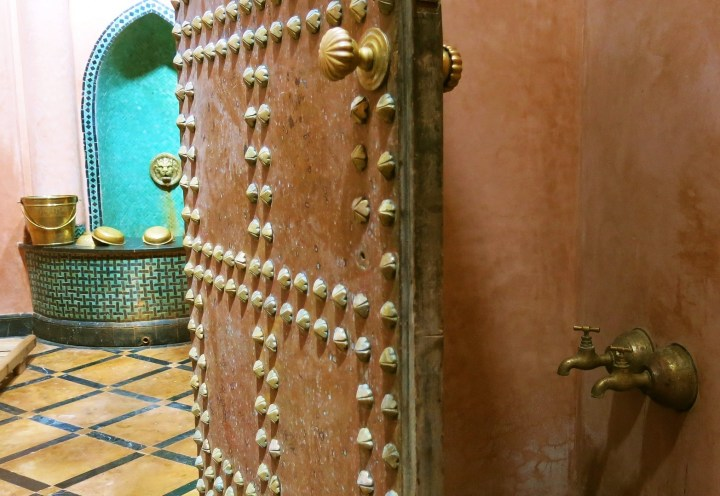Traditional Turkish bath - hammam - what to do in Istanbul, Turkey