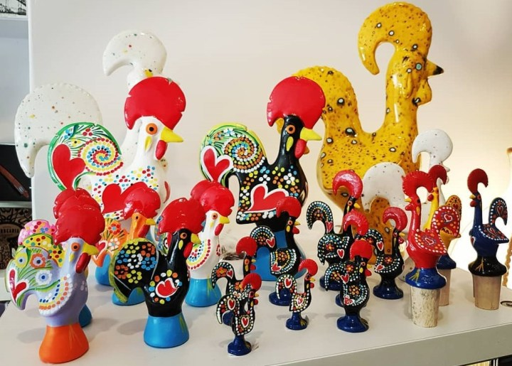 Barcelos Rooster - the emblem of Portugal
