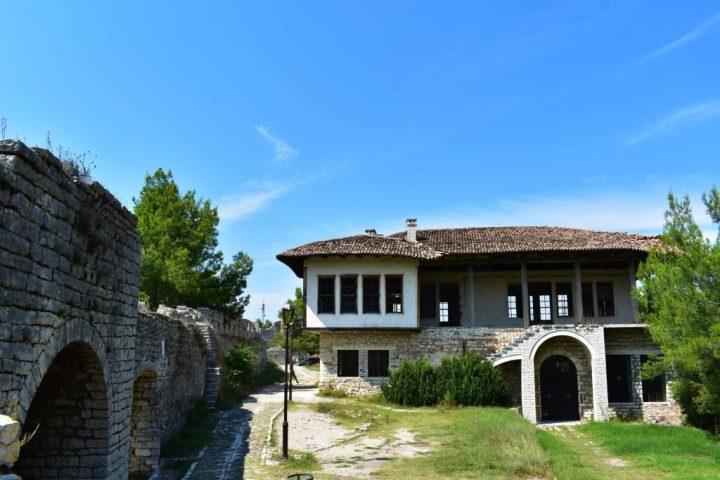 Church of St. George in the citadel of Berat