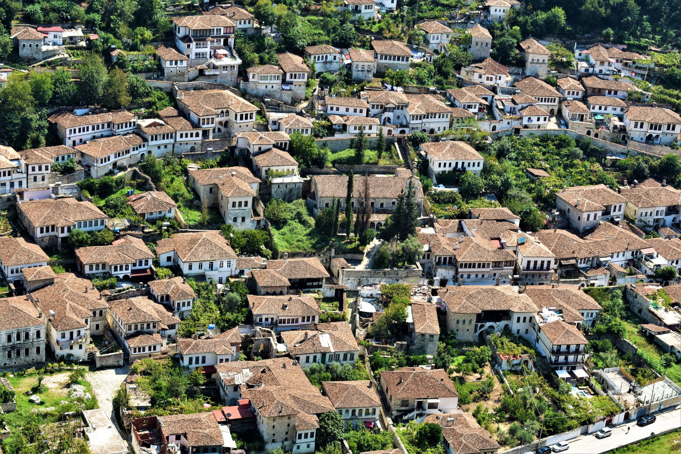 Guide to Berat Albania - What to see in Berat