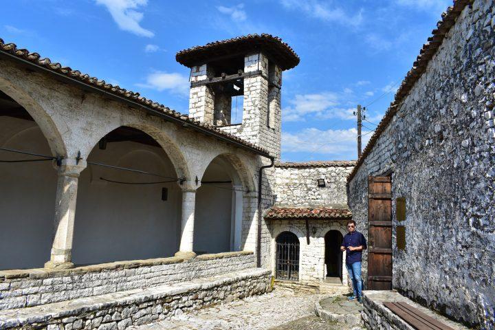 Museo iconográfico Onufri en Berat