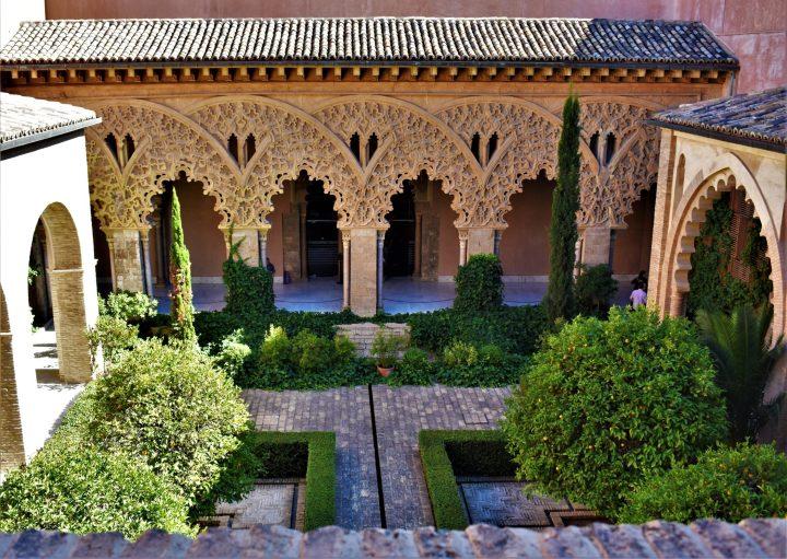 Aljafería palace in Zaragoza - 11 reasons to visit Zaragoza