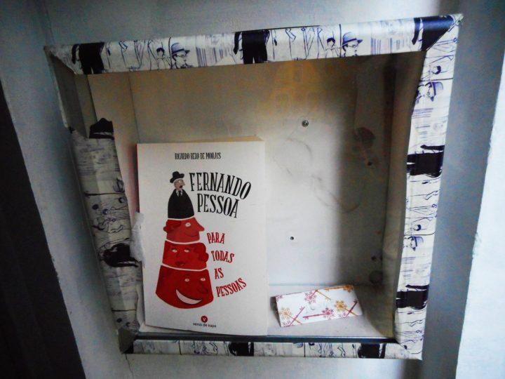 Libro sobre Fernando Pessoa
