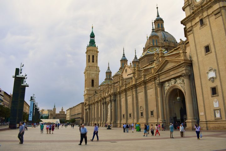 Plaza del Pilar, Zaragoza