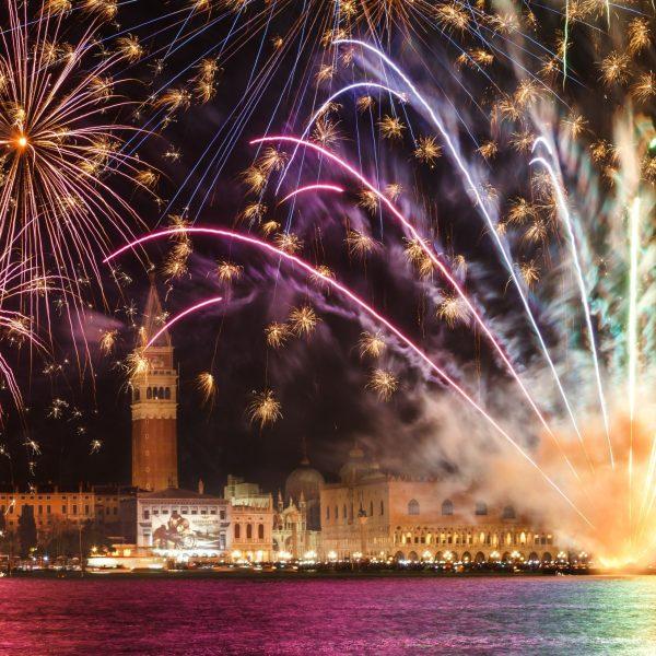 Mejores ciudades para pasar la nochevieja en Europa