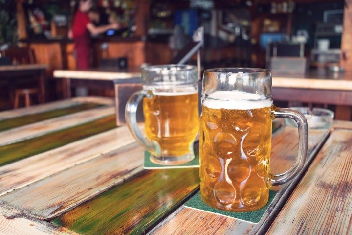 Most popular Austrian beers are pale lagers