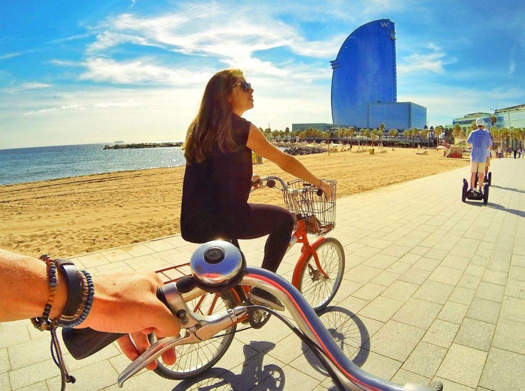 Barcelona es una de las ciudades mejores en Europa para ciclismo