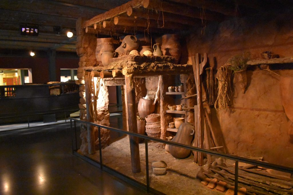 The Museum of the History of Catalonia lets you go back in time to see the life in Catalonia throughout the centuries