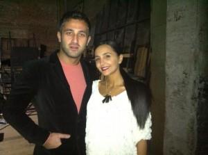 Nodiko Tatishvili et Sofo Gelovani